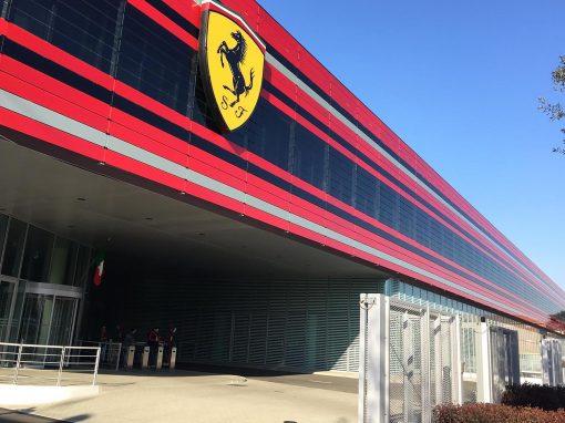Stabilimento Ferrari Maranello